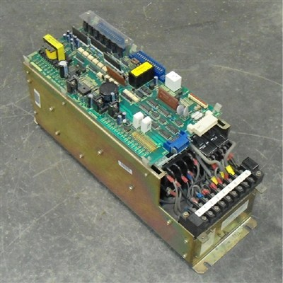 A06B-6057-H006 FANUC AC Servo Amplifier Digital 1 axis 20 or 30 Repair and Exchange Service