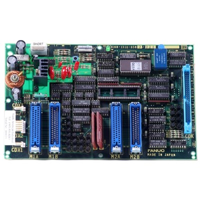 A16B-1310-0380 FANUC Machine Operator Panel Circuit Board PCB Repair and Exchange Service