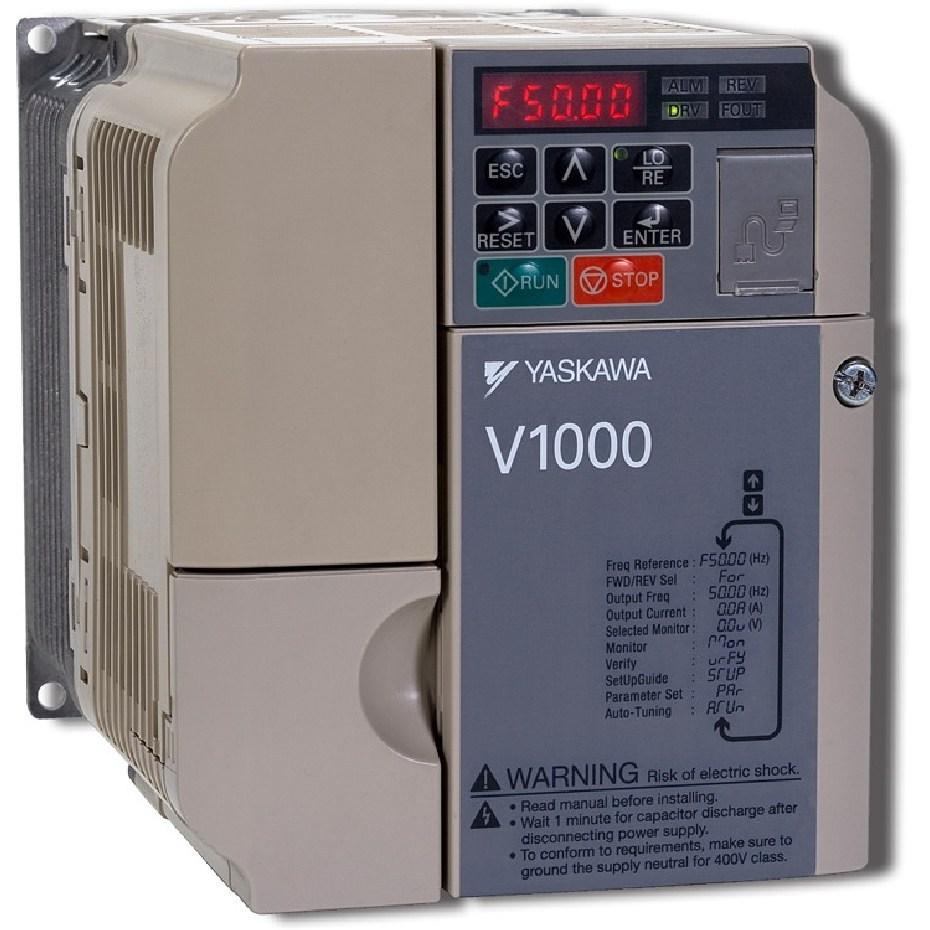 New Cimr Vu2a0012faa Yaskawa V1000 Ac Drive 240v 3 Ph 12a