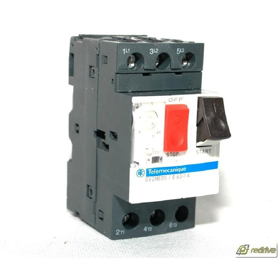 Gv2me05 Schneider Electric Motor Starter And Protector
