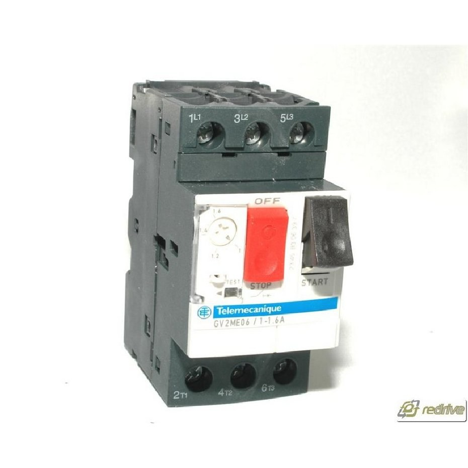 Gv2me06 Schneider Electric Motor Starter And Protector 1