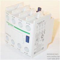 LADN40 Schneider Electric Contactor Auxiliary Contact Block IEC 600V