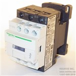 LC1D12T7 Schneider Electric Contactor Non-Reversing 25A 480VAC coil