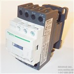 LC1DT25U7 Schneider Electric Contactor Non-Reversing 25A 240VAC coil