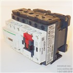 LC2D18T7 Schneider Electric Contactor Reversing 3-pole 32A 480VAC coil