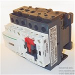 LC2D32T7 Schneider Electric Contactor Reversing 3-pole 50A 480VAC coil