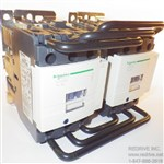 LC2D40G7 Schneider Electric Contactor Reversing 3-pole 60A 120VAC coil