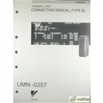 Yaskawa Yasnac CNC Connecting Manual J300 (Type B)
