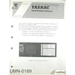 Yaskawa Yasnac CNC Manual LX3BT Maintenance manual