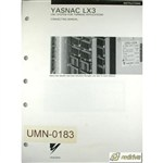 Yaskawa Yasnac CNC Manual LX3 Connecting manual