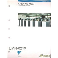 Yaskawa Yasnac CNC Manual MX3