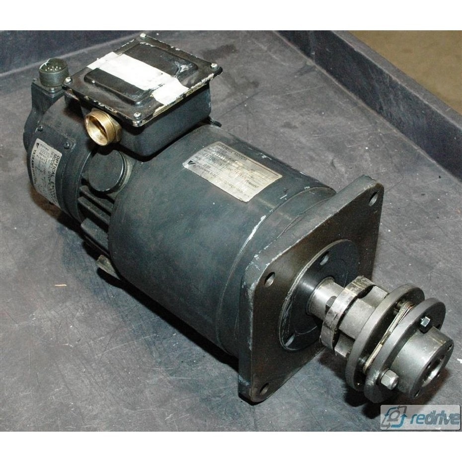 Ugjmed 80mmu81 Yaskawa Dc Servo Motor Utope 300fc80 Enc