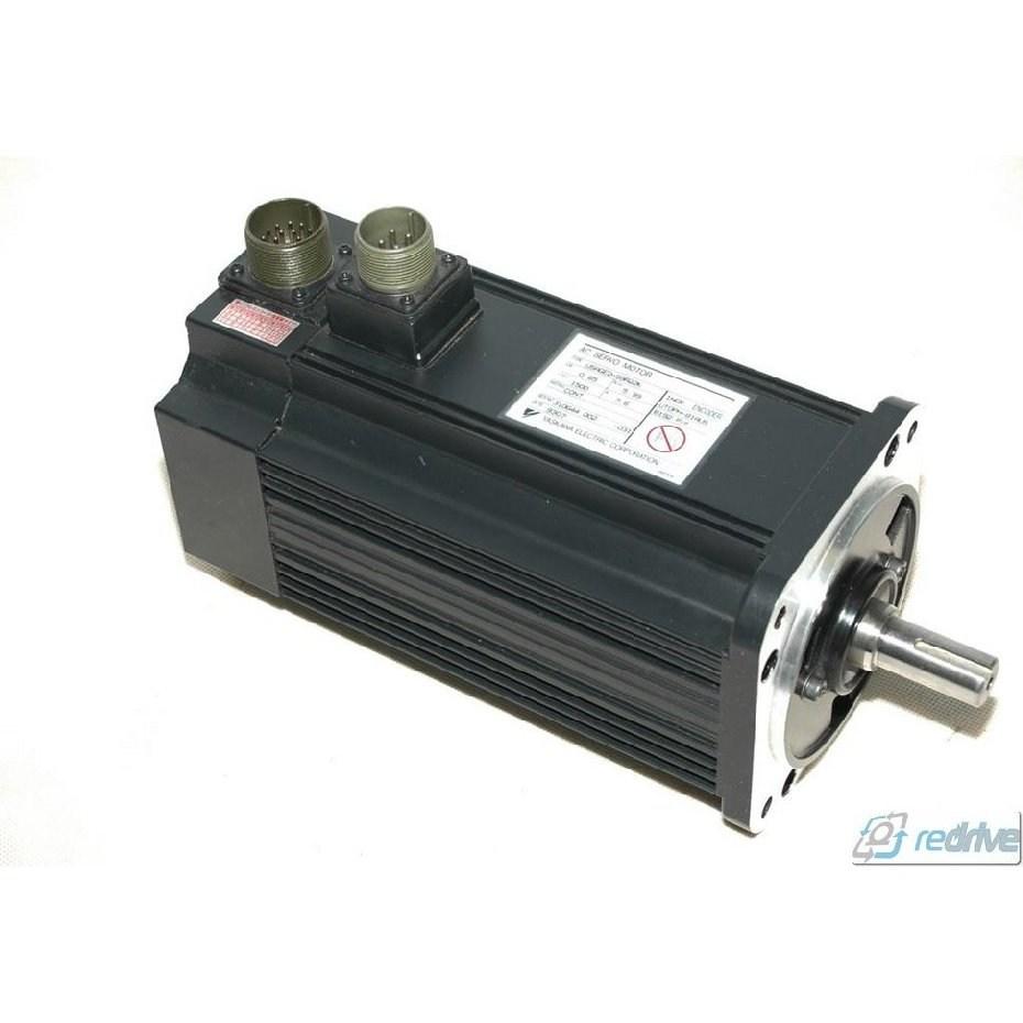 usaged 09a22k yaskawa ac servo motor kw 1500 rpm