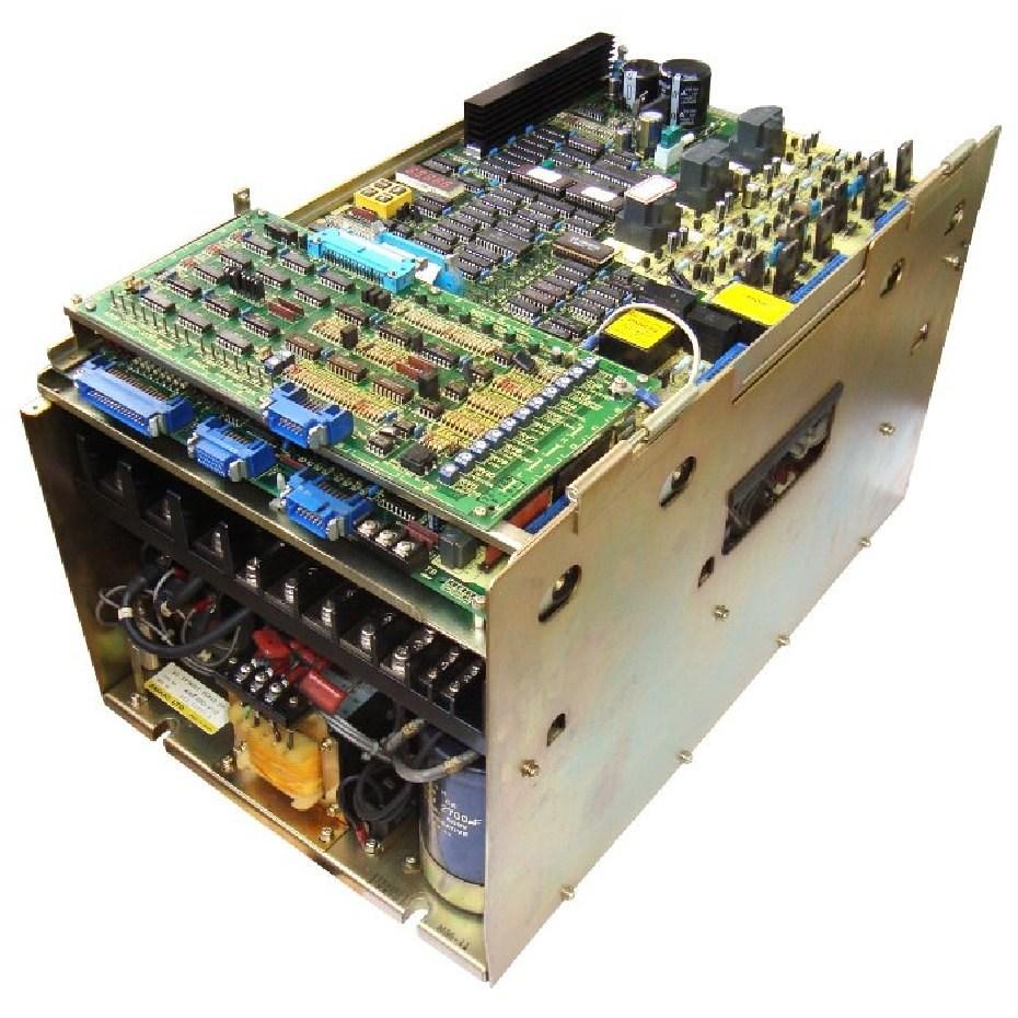 A06b 6055 H208 Fanuc Ac Spindle Servo Unit Sp Amp Repair And Exchange Service