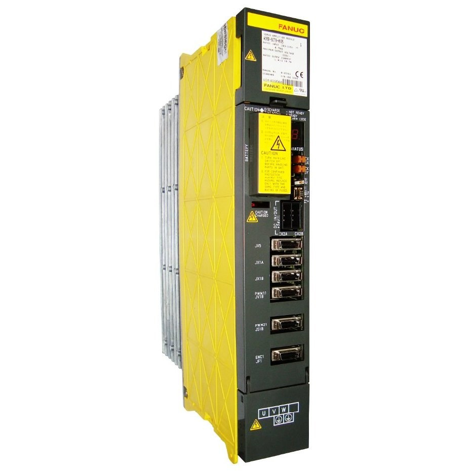 A06B-6079-H103 FANUC Servo Amplifier Module Alpha SVM-1-40 Repair and  Exchange Service