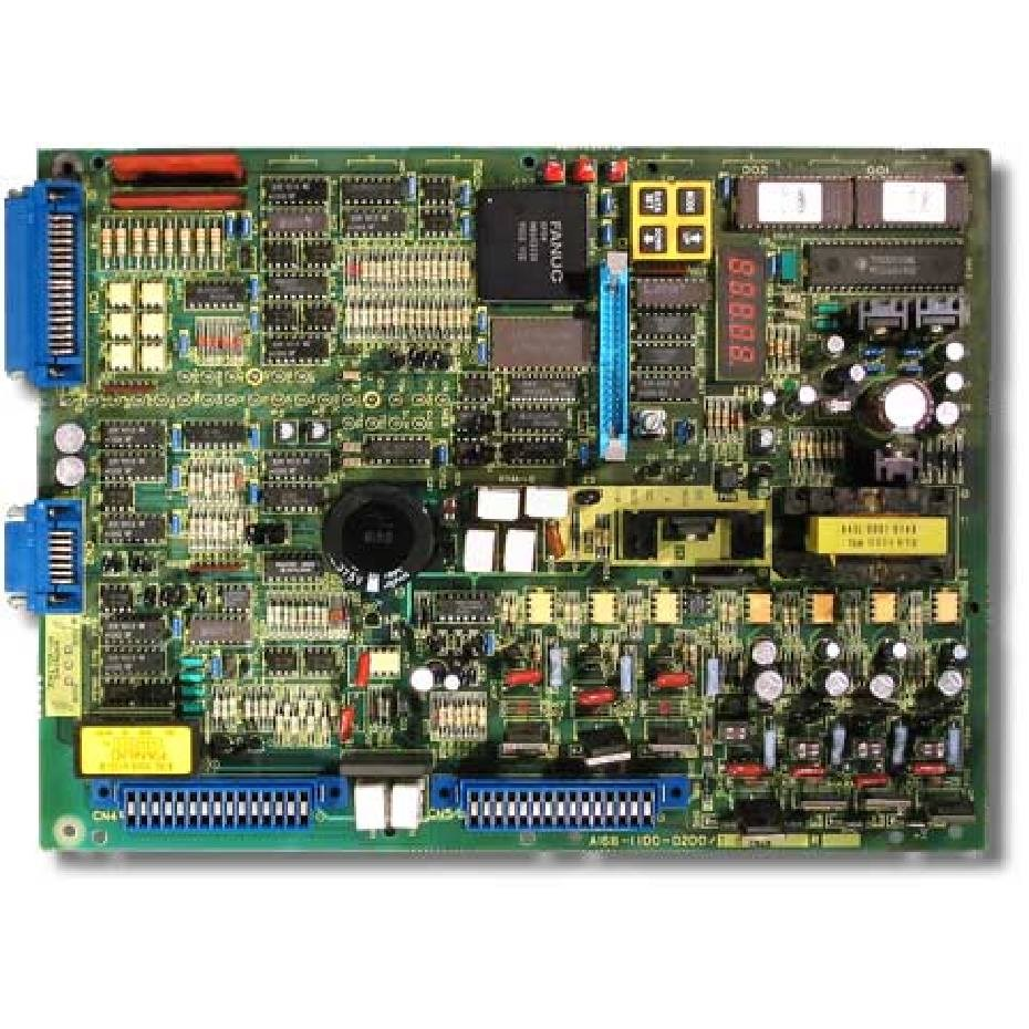 A16b 1100 0200 Fanuc Digital Ac Spindle Control Circuit Board Pcb Electronic Contol Boards Repair And Exchange Service