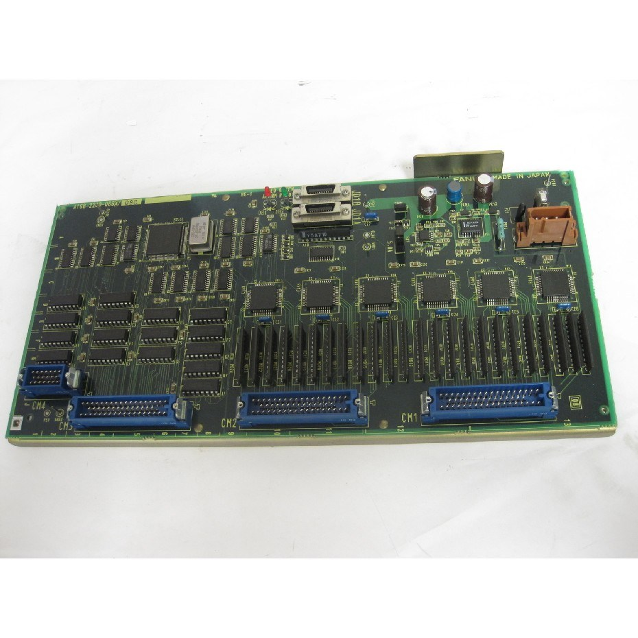 A16B-2200-0660 FANUC 16A & 18A I/O Circuit Board PCB Repair and Exchange  Service