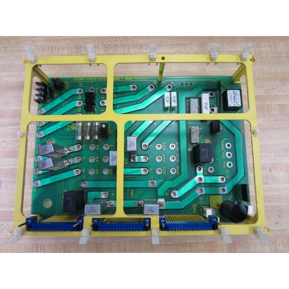 Ac Wiring Board Electrical Diagrams Cnt3797 Diagram For Circuit A20b 1003 0020 Fanuc Spindle Pcb Repair And High Pressure Sodium