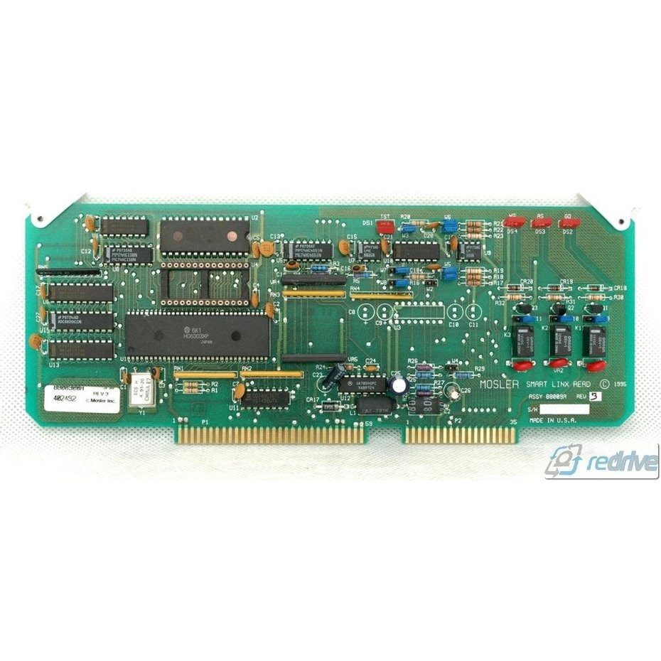 ASSY88009A MOSLER SMART LINX READ CARD PCB