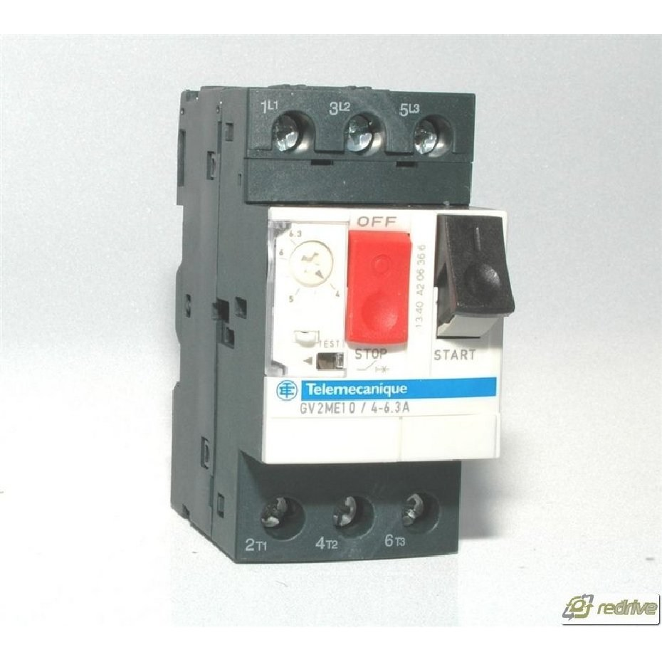 Gv2me10 Schneider Electric Motor Starter And Protector 6