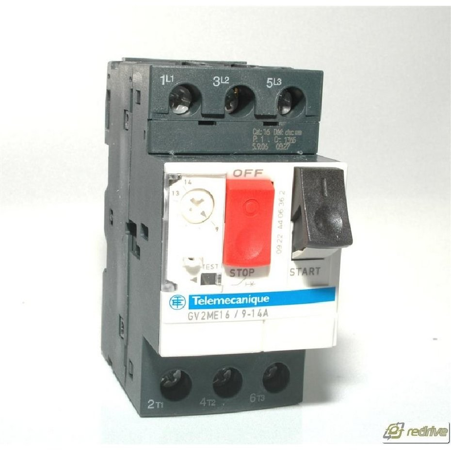 Gv2me16 Schneider Electric Motor Starter And Protector