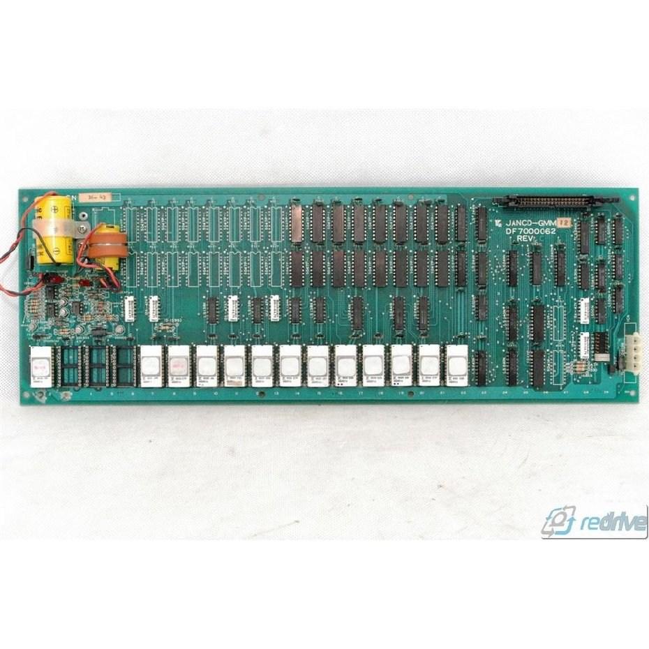 YASNAC YASAKAWA JANCD-GMR22 Memory PCB