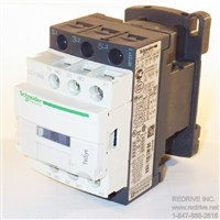 LC1D09T7 Schneider Electric Contactor Non-Reversing 20A 480VAC coil