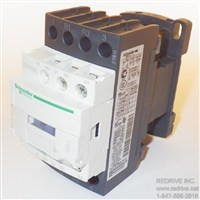 LC1D128G7 Schneider Electric Contactor Non-Reversing 25A 120VAC coil