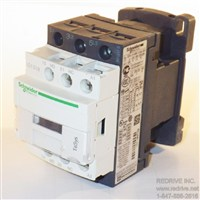 LC1D18G7 Schneider Electric Contactor Non-Reversing 32A 120VAC coil