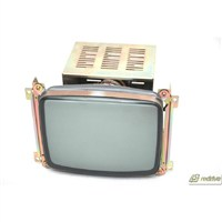 TOTOKU MDT948B-3B SIM-16 CRT Display Unit with E8069PDA CRT FOR EXCHANGE ONLY