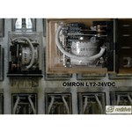 OMRON LY2-DC24 RELAY LY2 RELAY 24VDC Lot of 5 relays