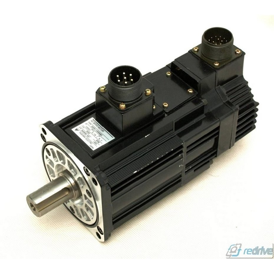Sgms 10asabc yaskawa ac servo motor 1 0 kw 3000 rpm for Ac servo motor controller