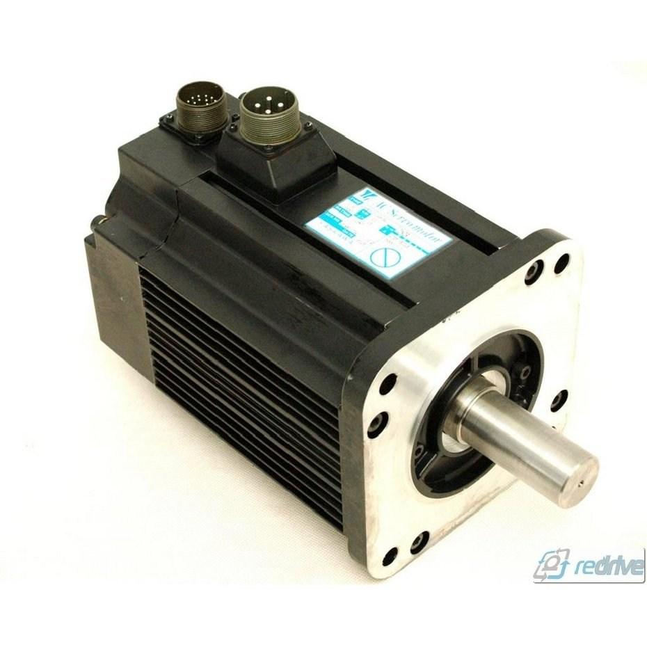 Yaskawa USAFED-20FB2 AC Servo Motor 1 8 kW 1500 rpm